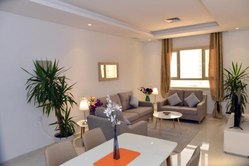 Code Furnished Apartment (Oasis 2), 科威特