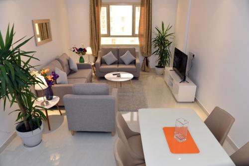 Code Furnished Apartment (Oasis 2), Koeweit