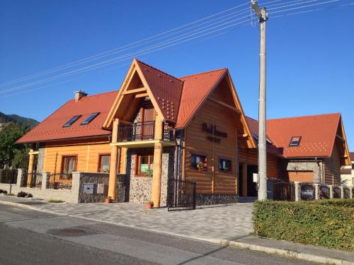 Guest House Privat Pod Lesom, Pavčina Lehota