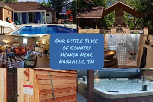 A Little Slice of Country Heaven Near Nashville, TN