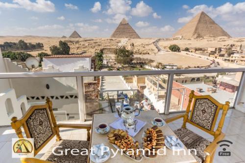 Great Pyramid Inn, El Cairo
