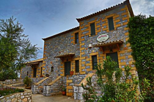 Kardamili Villas, Kardhamíli