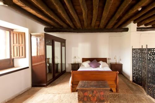 Suite Familiar (2 adultos + 2 niños) Hotel Cortijo del Marqués 1
