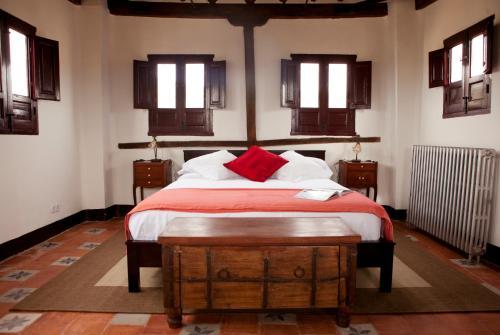 Superior Doppelzimmer - Einzelnutzung Hotel Cortijo del Marqués 11