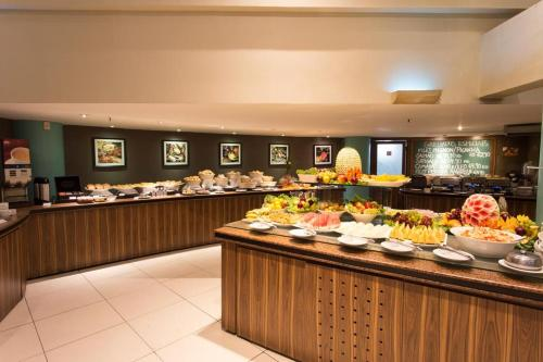 Apto no Hotel Brasil Tropical