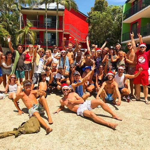 Beach Hostel Mooloolaba