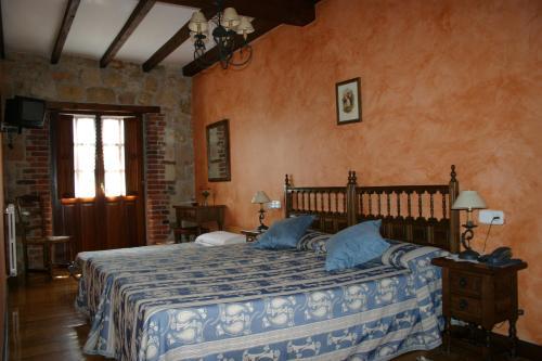 Habitación Doble con bañera de hidromasaje Hotel Rural Posada El Solar 2