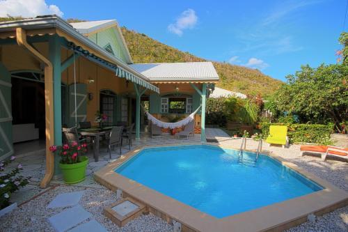 Villa close to the beach, Le Diamant