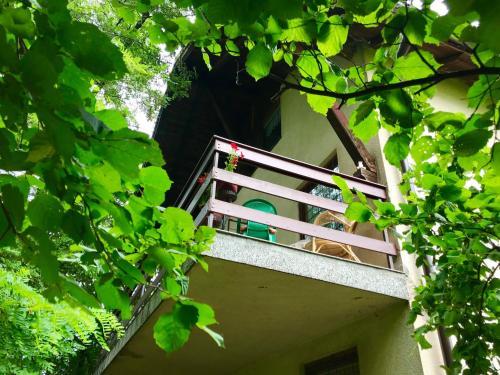 Honey House, Visoko