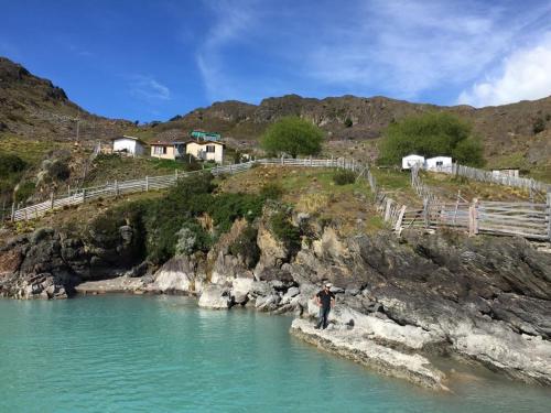 Isla Central Patagonia, Villa O'higgins
