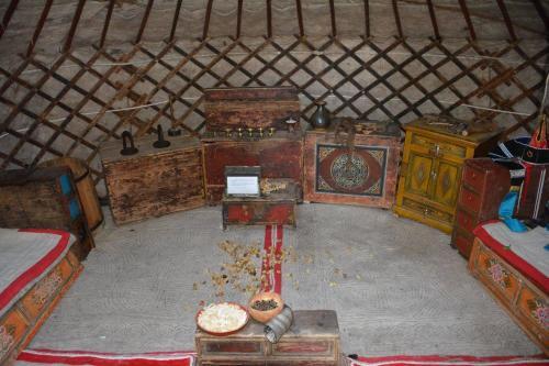 Khuvsgul Bayan-Ulaan, Khyaktil