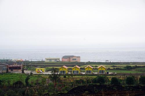 Udo Sunflower Pension&Guesthouse, Jeju City