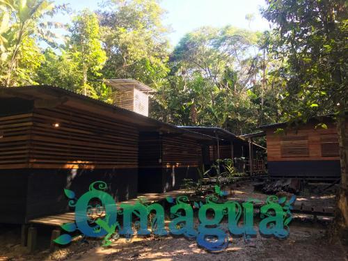 Cabañas Omagua Amazonas