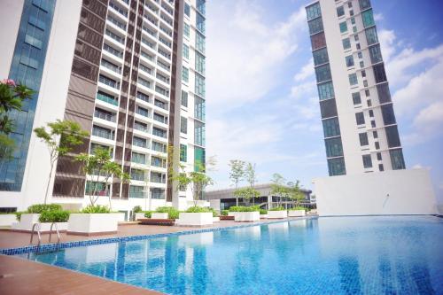 EVO SOHO Suites, Bangi, Kampong Sungai Ramal Dalam