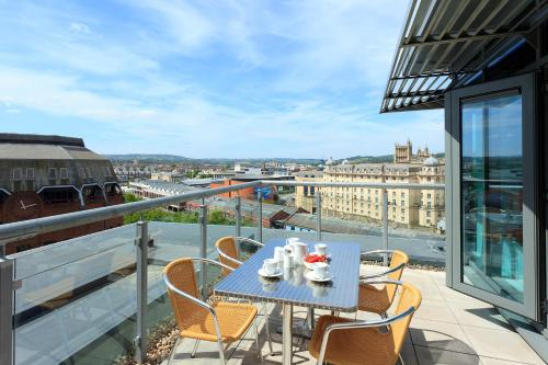 Stay at SACO Bristol - Broad Quay