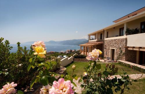 Hotel Villa Gustui Maris in Cala Gonone