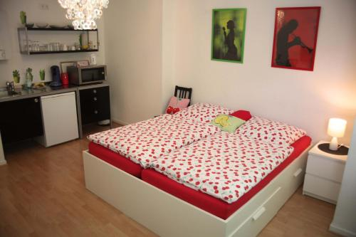Apartment Bett am Rhein photo 13