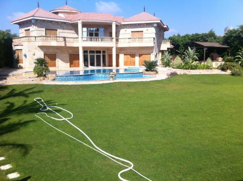 Luxury Villa at King Mariout