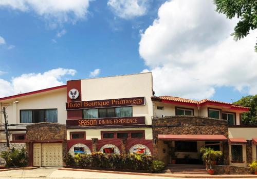 Hotel Boutique Primavera, San Pedro Sula