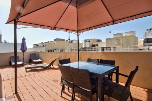 Sliema Center 1-bedroom Penthouse, Sliema