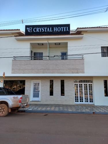 Pousada Hotel Crystal Ltda Me