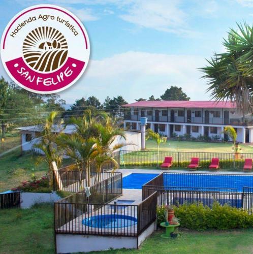 Hotel Hacienda San Felipe, Aratoca