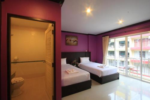 Отель Hollywood Inn Love 3 звезды Таиланд