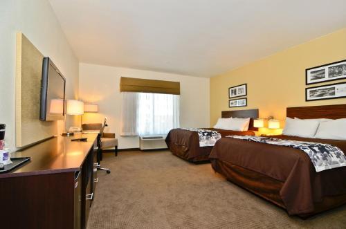 Sleep Inn & Suites Miles City