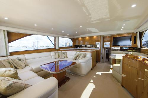 Javelin Luxury Yacht