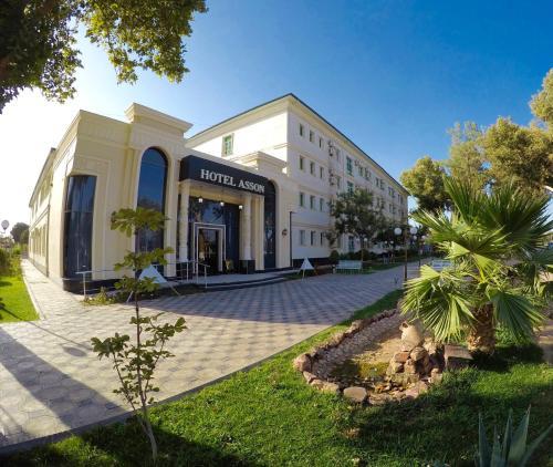 Asson Hotel Termez, Termiz