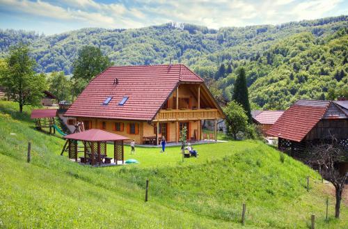 Отель Farm Stay Pirc 4 звезды Словения