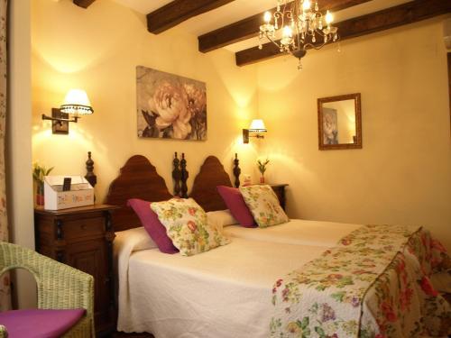 Habitación Doble - 1 o 2 camas Casa del Infanzón 4