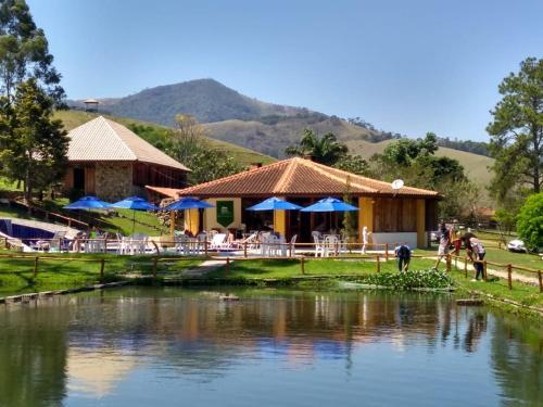 Hotel Fazenda Moinho Dagua