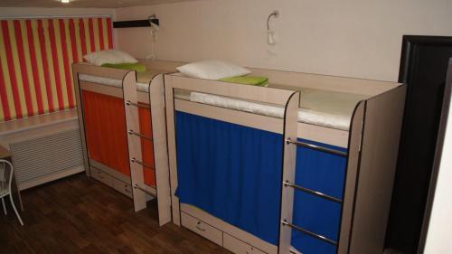 Foxhole Hostel, Nowosybirsk
