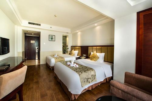 Superior Twin Room (Free Laundry Service ) (Superior Twin Room (Free Laundry Service ))