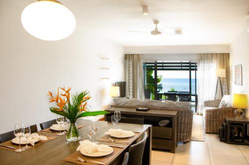 Plage Bleue Premium Seaview Suites by Dream Escapes, Trou aux Biches