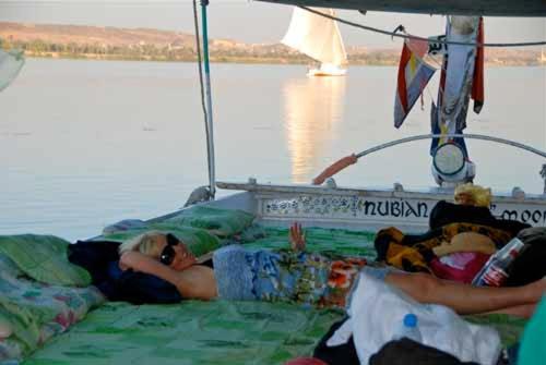 Algamila Boat, Aswan
