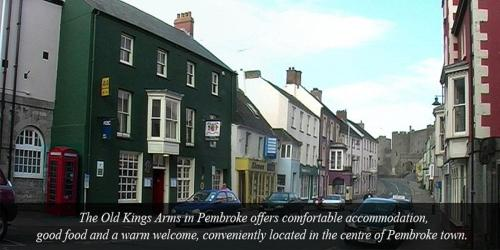Image of Old Kings Arms Hotel