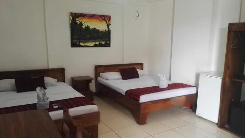 Hotel Marakabu, Upala