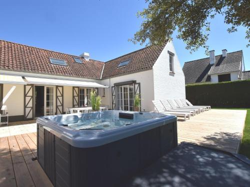 Villa Petunias, Sint-Idesbald