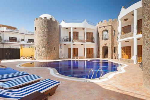 Red Rock Luxury Apartments, Dahab