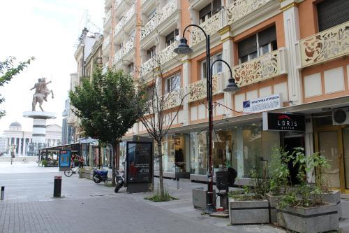 A&B apartment, Skopje