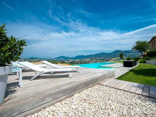Serre Alte Landscape Luxury Rooms