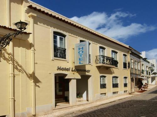 Hotel Lagosmar Lagos Algarve Portogallo