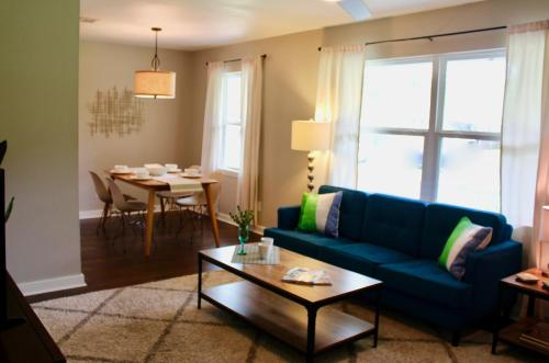 Explore Ocean Springs from our beautiful home!