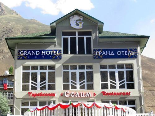 Grand Hotel, Khorog