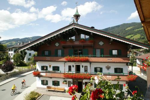 Stöcklbauer - Apartment mit 2 Schlafzimmern mit Balkon