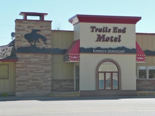 Trails End Motel Sheridan