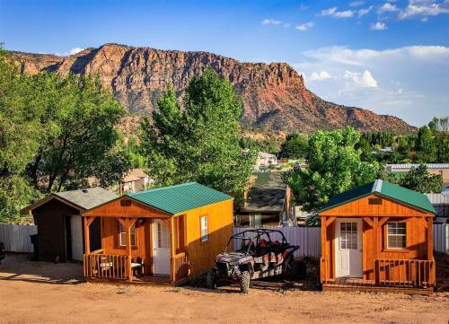 Zion's Cozy Cabin's