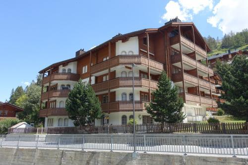 Les Violettes (D), Zermatt